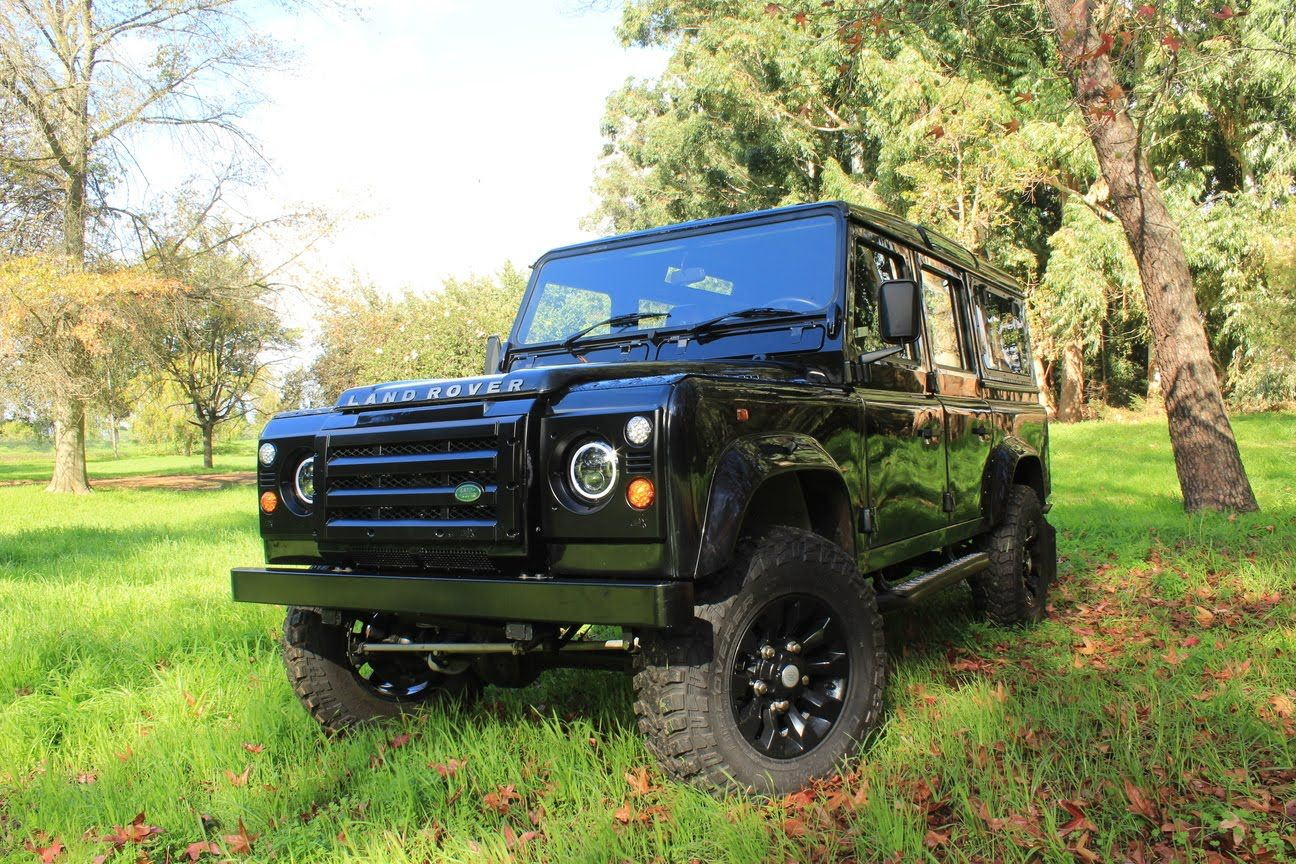 Land Rover Classic Defenders