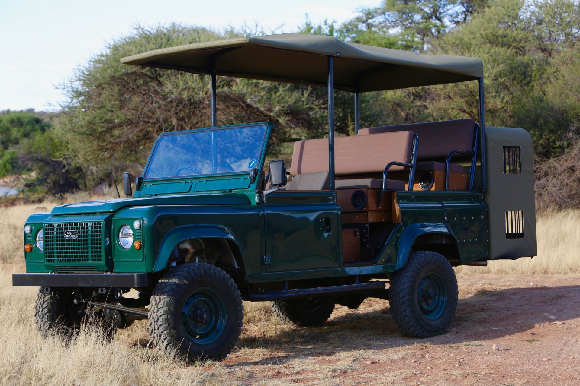 Land Rover Classic Overland Upland Series