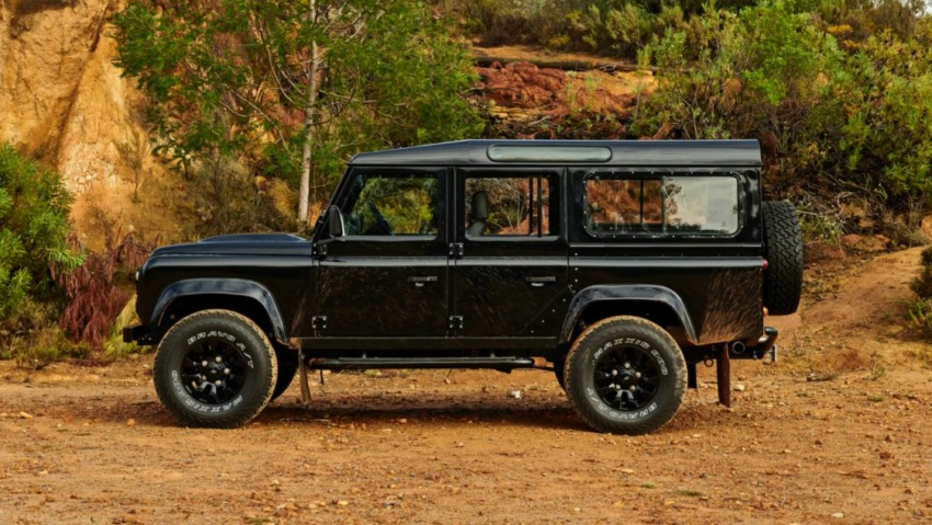 land rover defender custom