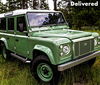 Land Rover Classic Defender 110