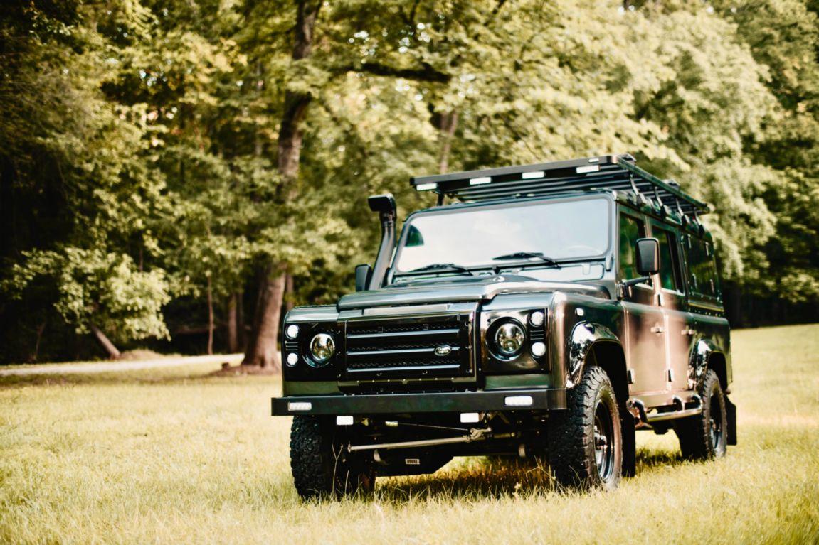 custom defenders usa land rover classic
