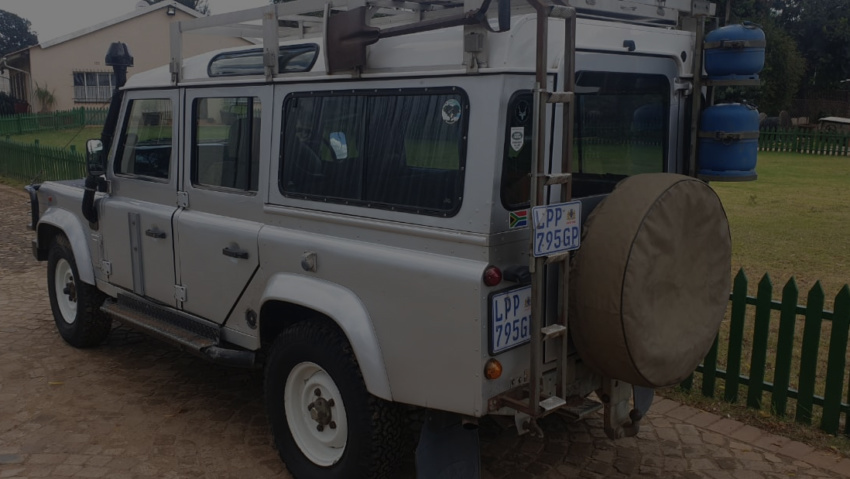 Silver used Rover for sale