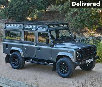 Land Rover Defender Rebuilds