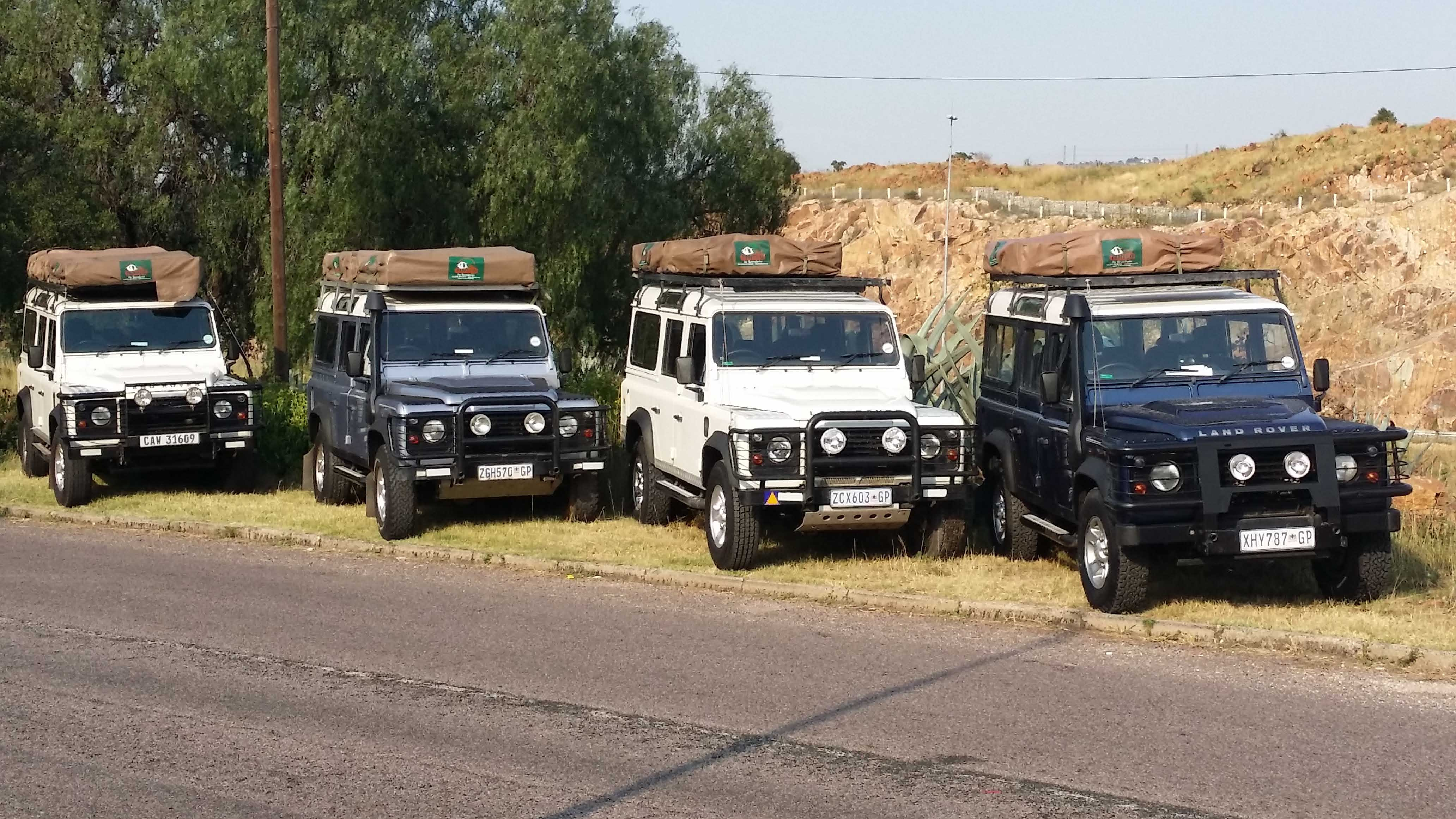 Why South Africans love the Land Rover Defender| Classic