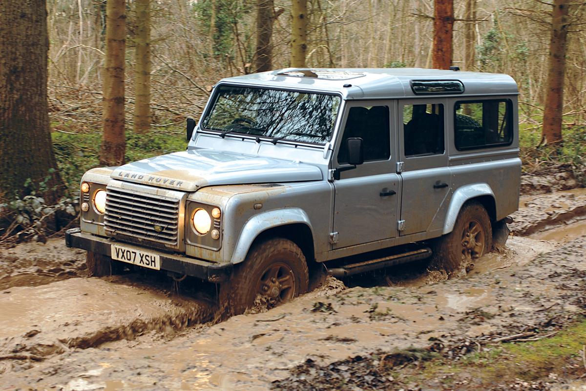 Off-road mud