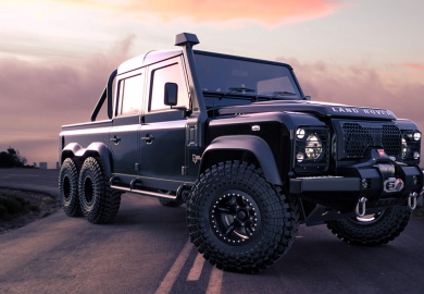 New Land Rover Defender 2020