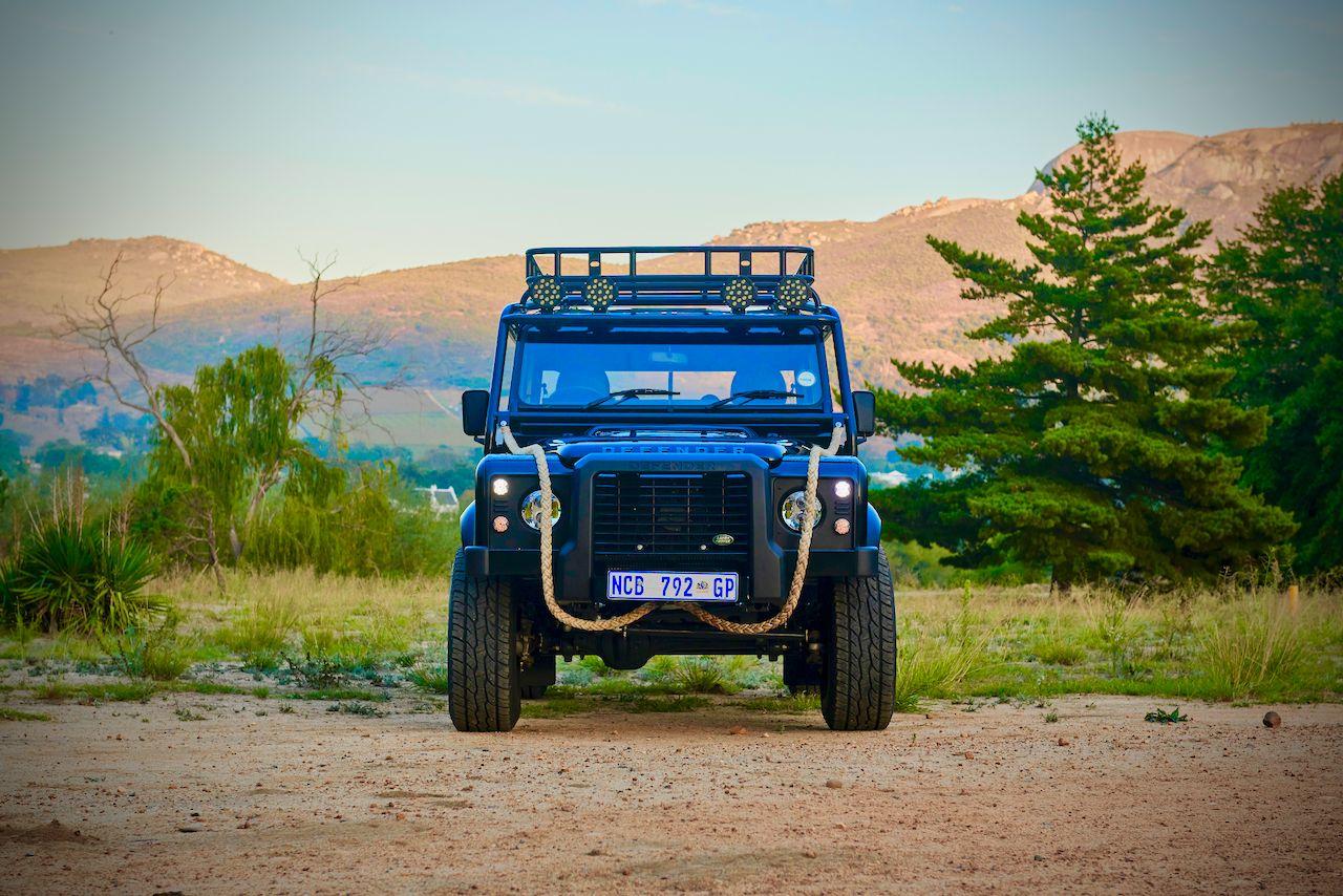 custom built rover