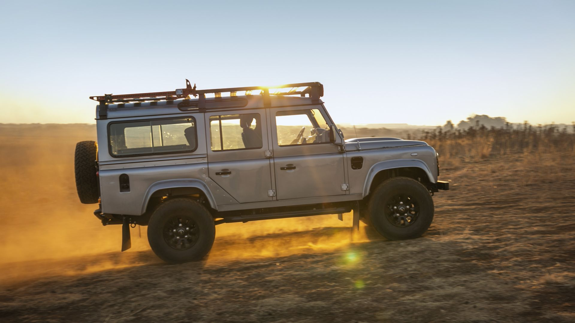 overland land rover