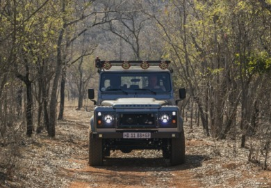 land rover investment